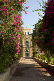Monastério de Beit Jimal Imagem de Stock Royalty Free