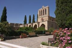 Monastério de Bellapais, Chipre do norte Fotos de Stock Royalty Free