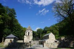 Monastério de Borjomi Mtsvane fotos de stock royalty free