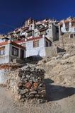 Monastério de Chemrey Fotos de Stock