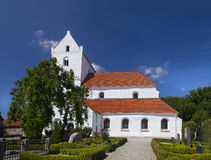 Monastério de Dalby imagem de stock royalty free