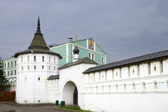 Monastério de Danilov, Moscou, Rússia Foto de Stock Royalty Free