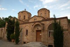 Monastério de Dionysios de Saint Imagem de Stock