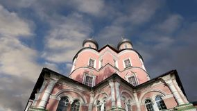Monastério de Donskoy Moscovo, Rússia filme