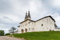 Monastério de Ferapontov, Rússia foto de stock royalty free