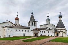 Monastério de Ferapontov, Rússia fotos de stock royalty free
