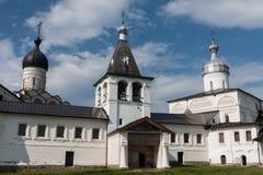 Monastério de Ferapontov, russo norte imagens de stock