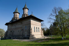 Monastério de Galata fotografia de stock royalty free