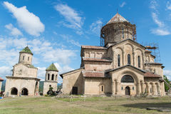 Monastério de Gelati e igreja, Geórgia Imagens de Stock