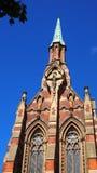 Monastério de Gorton em Manchester, Reino Unido foto de stock royalty free