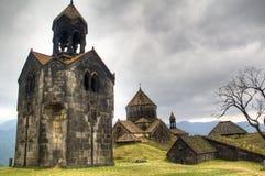 Monastério de Haghpat imagem de stock
