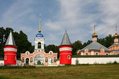Monastério de Ibetskii Alexander Nevsky Sofroniew Imagem de Stock Royalty Free