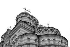 Monastério de Ioann de Saint em St Petersburg Imagens de Stock