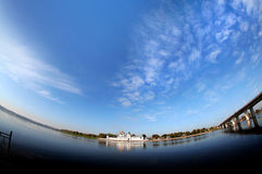 Monastério de Ipatievsky em Rússia, Kostroma Fotografia de Stock Royalty Free