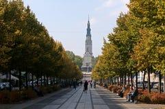 Monastério de Jasna Gora em Czestochowa Foto de Stock