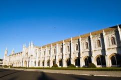 Monastério de Jeronimos Imagens de Stock Royalty Free