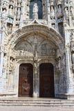 Monastério de Jeronimos em Belém Fotos de Stock