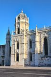 Monastério de Jeronimos em Belém Imagens de Stock