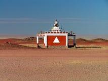 Monastério de Khamaryn - Mongólia fotos de stock royalty free