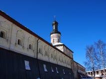 Monastério de Kirillo-Belozersky foto de stock royalty free