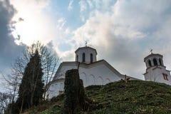 Monastério de Klisura, Bulgária Foto de Stock Royalty Free