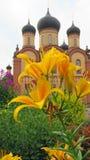 Monastério de Kuremae em Estônia foto de stock royalty free