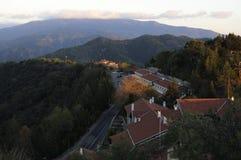 Monastério de Kykkos Fotos de Stock Royalty Free