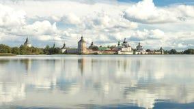 Monastério de Kyrill-Belozersky Imagem de Stock