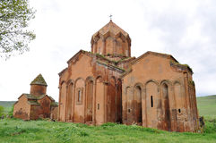 Monastério de Marmashen foto de stock royalty free
