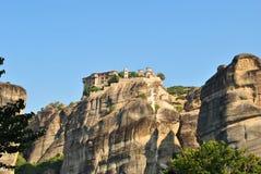 Monastério de Meteora Fotos de Stock