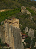 Monastério de Meteora, Greece Imagem de Stock