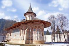 Monastério de Moldovita Fotografia de Stock