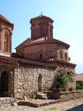 Monastério de Naum de Saint, Macedónia Foto de Stock