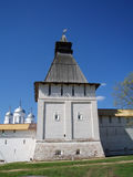 Monastério de Pafnutyev-Borovskiy, Borovsk, Rússia Foto de Stock