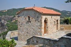 Monastério de pedra velho Fotografia de Stock