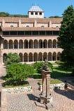 Monastério de Pedralbes Barcelona - Espanha Foto de Stock
