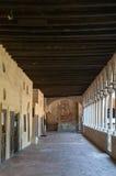 Monastério de Pedralbes Barcelona - Espanha Imagem de Stock