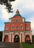 Monastério de Pokrovsky Khotkovo fotos de stock