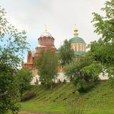Monastério de Pokrovsky Khotkovo imagem de stock royalty free