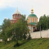 Monastério de Pokrovsky Khotkovo foto de stock royalty free
