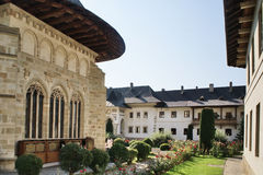 Monastério de Putna Fotos de Stock Royalty Free