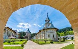 Monastério de Putna foto de stock