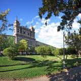 Monastério de Saint Lucy foto de stock
