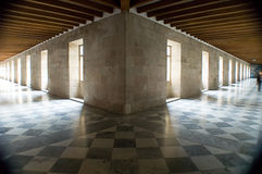 Monastério de Samos imagem de stock royalty free