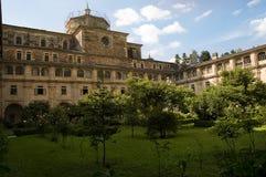 Monastério de Samos foto de stock royalty free