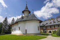 Monastério de Sihastria Imagem de Stock