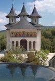 Monastério de Sihastria Imagem de Stock Royalty Free