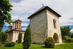 Monastério de Snagov, Romênia foto de stock