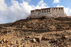 Monastério de Stagna, escala de Ladakh, India do norte Imagens de Stock