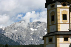 Monastério de Stift Stams Fotos de Stock